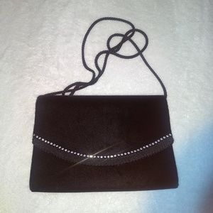 Handbags - Black evening bag